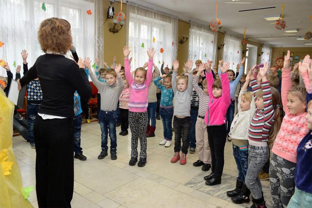 Детский интерактивно-познавательный проект для дошкольников «Узнавайка-Познавайка» (руководитель Корягина Е.А.)